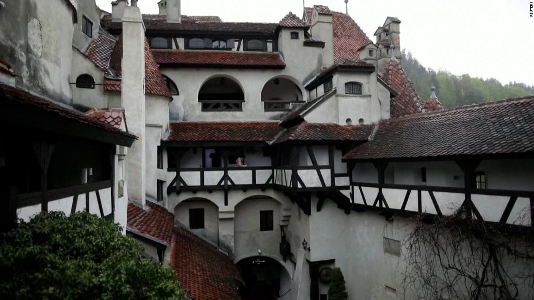 Dracula's castle is offering free vaccines