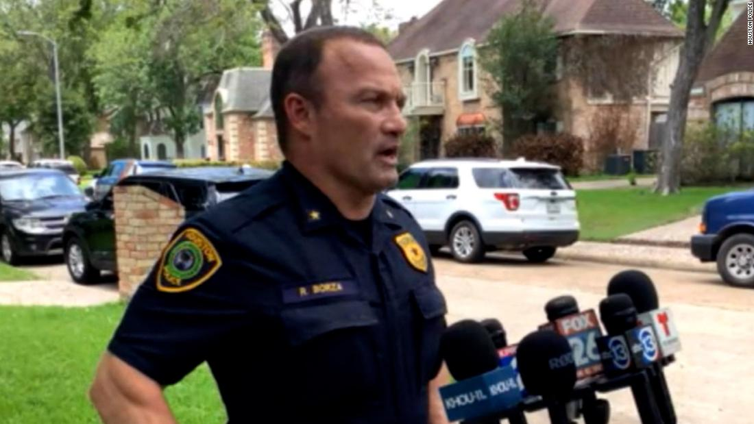 Murder suspect who fled with a tiger has been caught, but not the animal, Houston police say – CNN