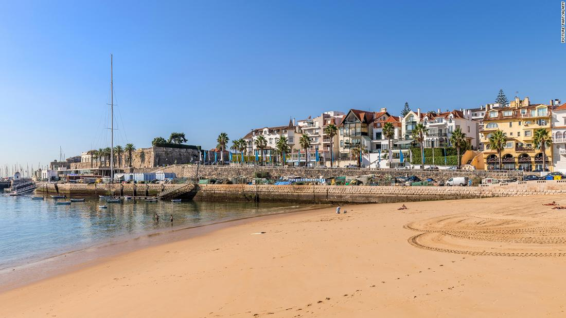 Cascais, Portugal. Prices in the country jumped 6% in the fourth quarter of 2020 compared to the prior year, according to Knight Frank.