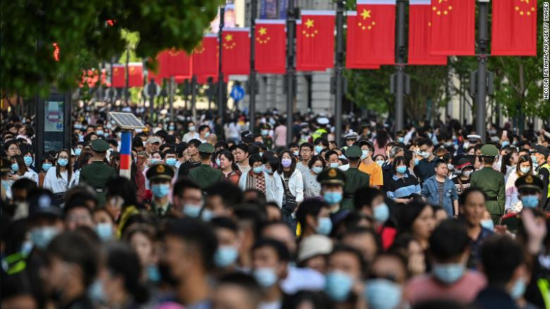 China has recorded its slowest population growth in decades, new census reveals