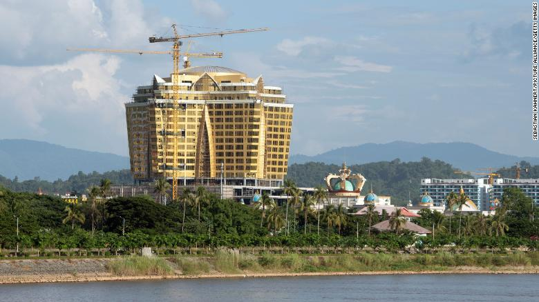 Covid-19 outbreak reported near Laos casino run by alleged crime boss