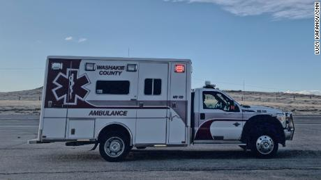 The Washakie County volunteer ambulance service was shut down on May 1.