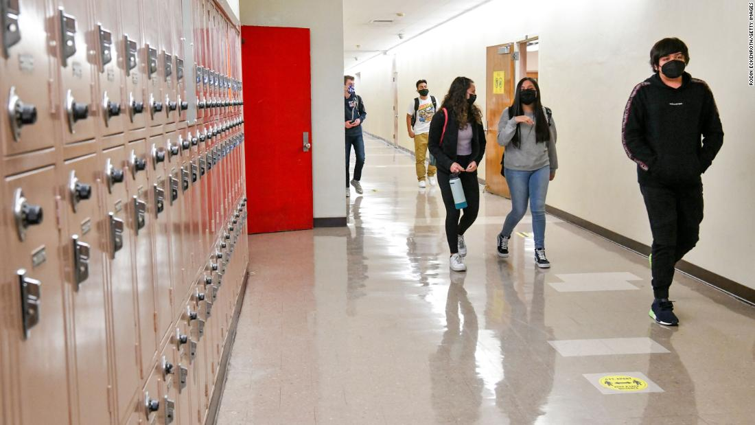 A school reopening success story