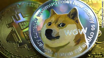 dogecoin cryptocurrency FILE