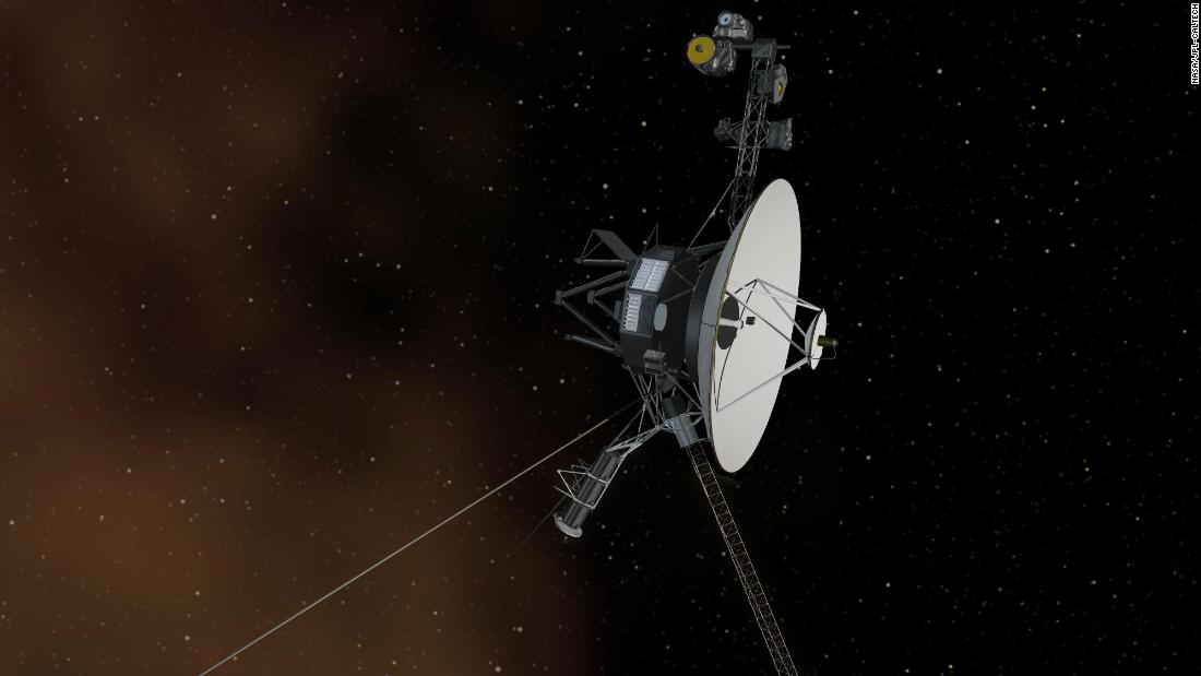 Voyager spacecraft detects 'persistent hum' beyond our solar system - CNN