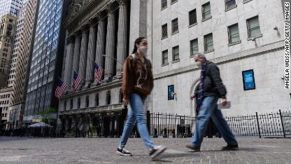 Wall Street May 2021