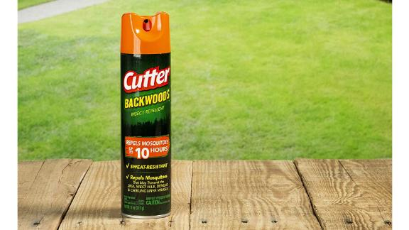 Cutter Backwoods Insect Repellent, 2-Pack