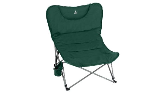 Woods Mammoth Folding Padded Camping Chair