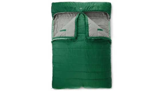 REI Co-Op Siesta Hooded 25 Double Sleeping Bag