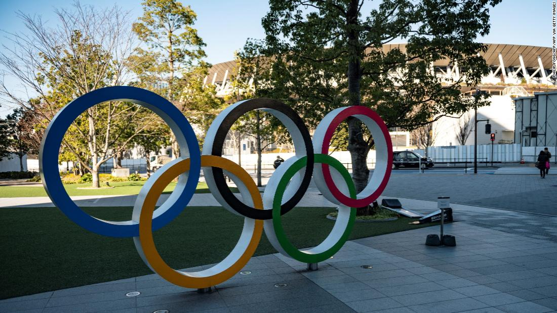 Organizers say Olympics will happen