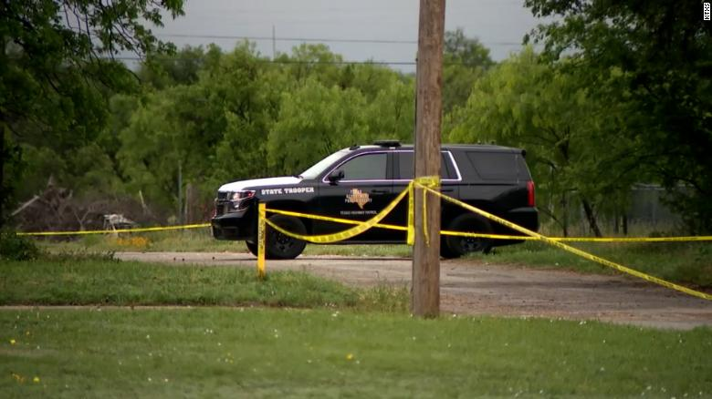 Two sheriff's deputies were killed when gunfire broke out after dog complaint, Texas officials say