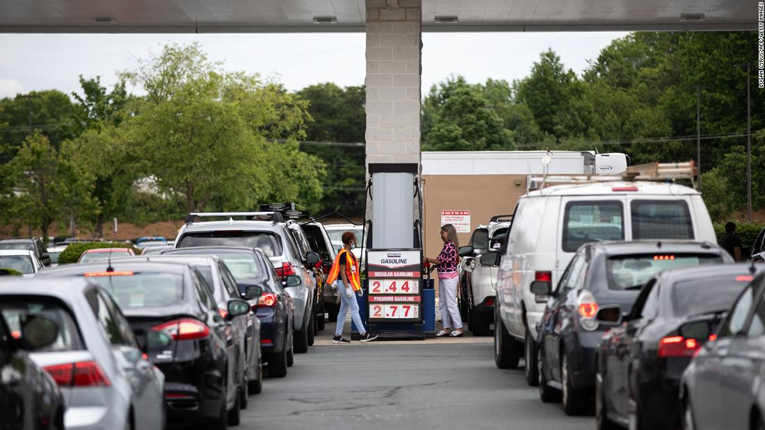 Why Americans are panic buying fuel -- and why you shouldn't