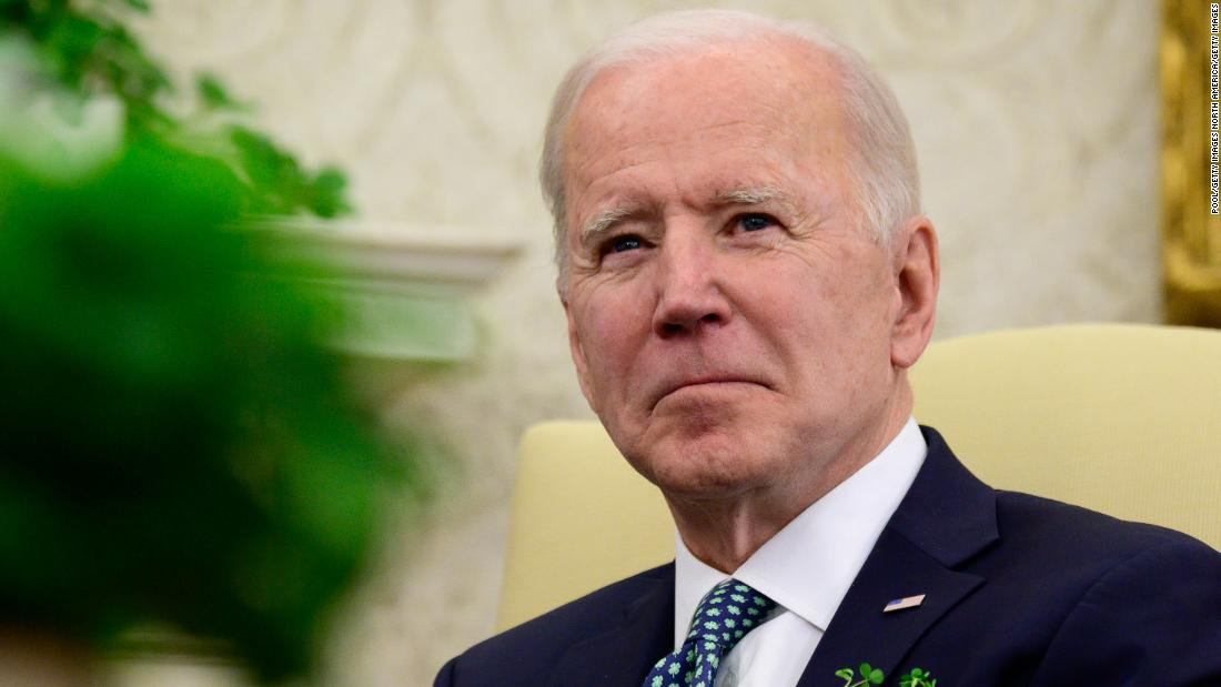 Middle East conflict offers insight into Biden's sometimes ruthless calculations about his purpose
