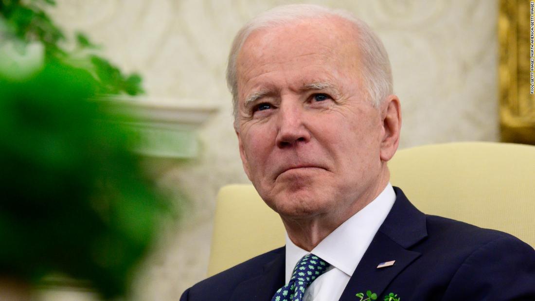Opinion: Biden's big edge over Trump