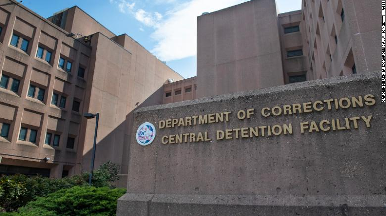 Transgender woman sues District of Columbia after Department of Corrections houses her in a men's unit