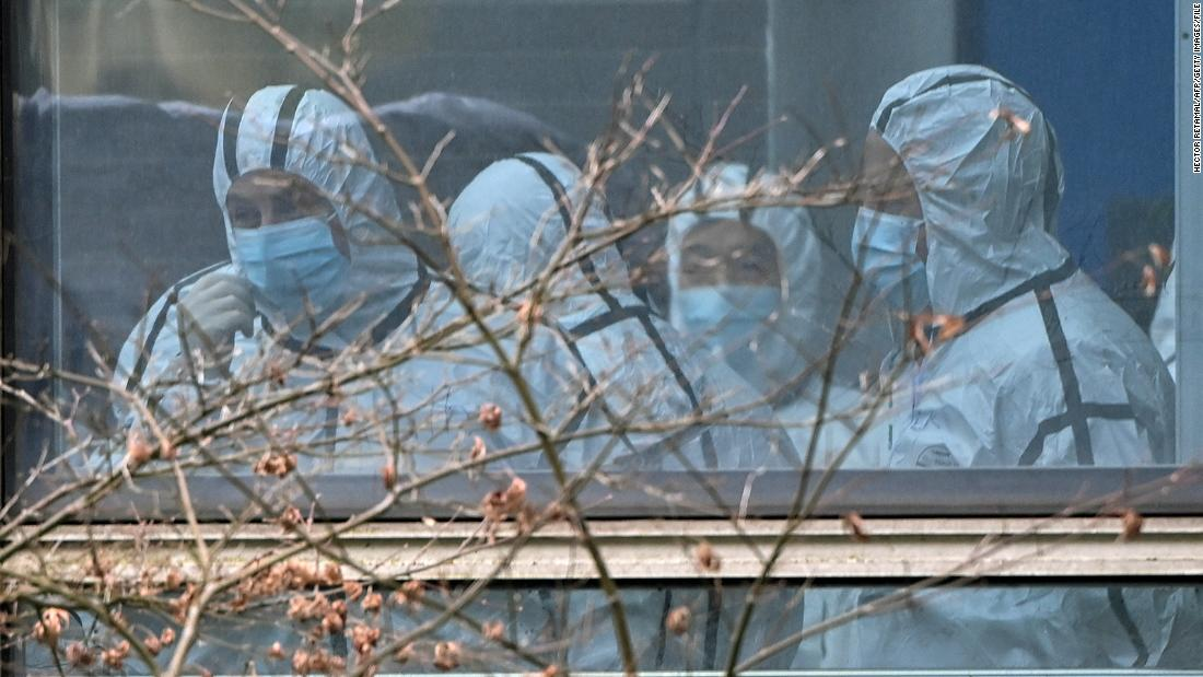 WHO coronavirus investigators pinpoint overlooked Chinese data for further study, source says