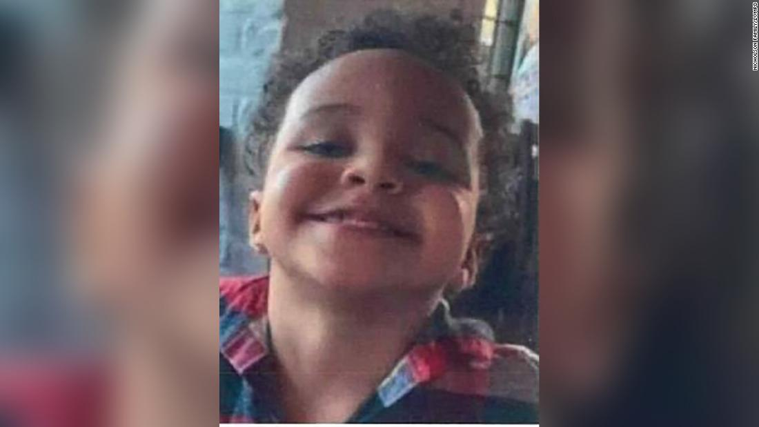 A man is arrested on a murder charge in the disappearance of a 2-year-old boy in Las Vegas