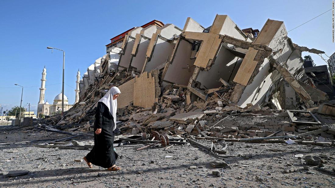 48 killed in Gaza, 5 killed in Israel as UN warns conflict could turn into 'full-scale war'