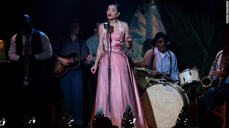 Andra Day lost 40 pounds to play Billie Holiday — but she didn't feel any prettier