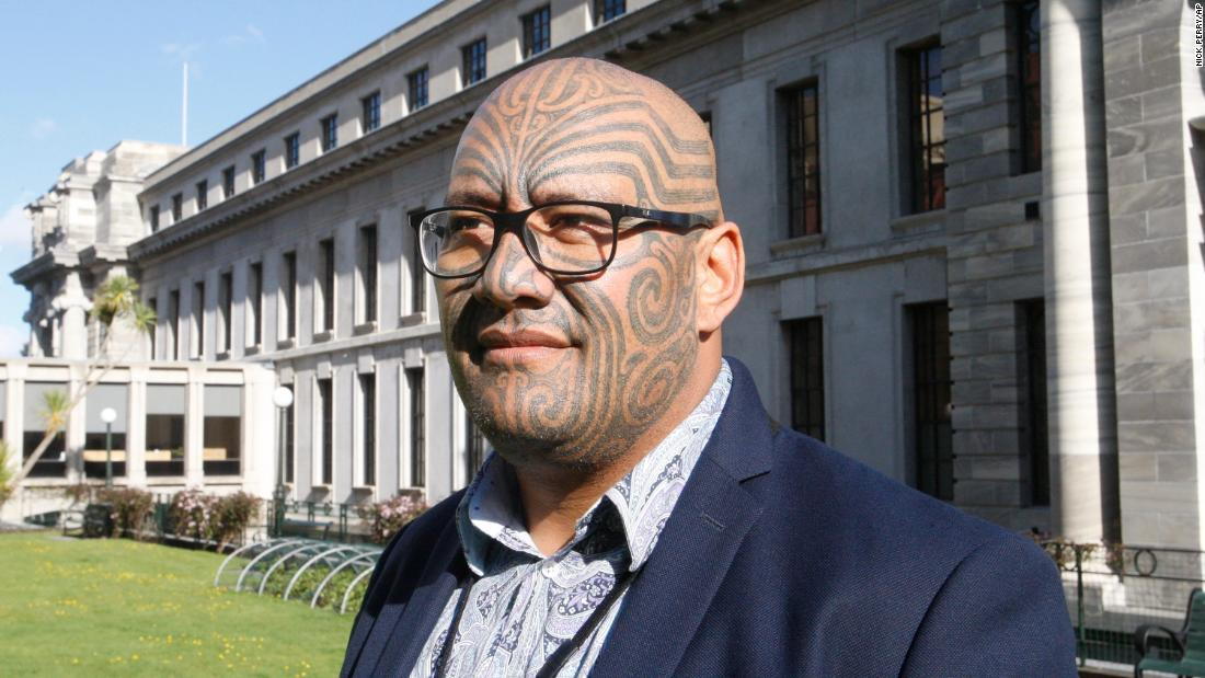 Māori leader removed from New Zealand parliament after performing haka dance