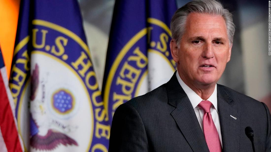 The real reasons for why Kevin McCarthy is afraid of a January 6 commission