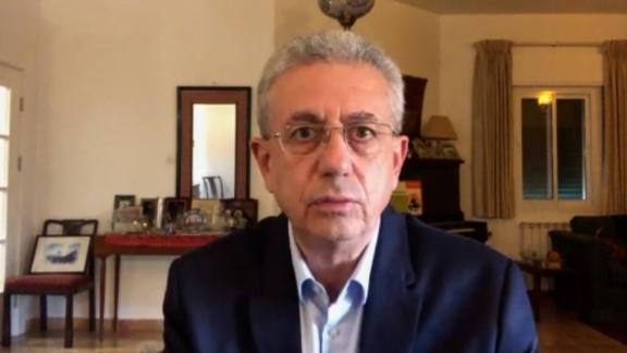 CNN's Rosemary Church speaks with Dr. Mustafa Barghouti, President of the Palestinian National Initiative political party, about the intensifying violence between Israelis and Palestinians.