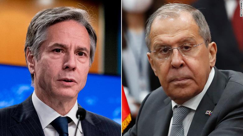 Blinken to meet Russian Foreign Minister next week