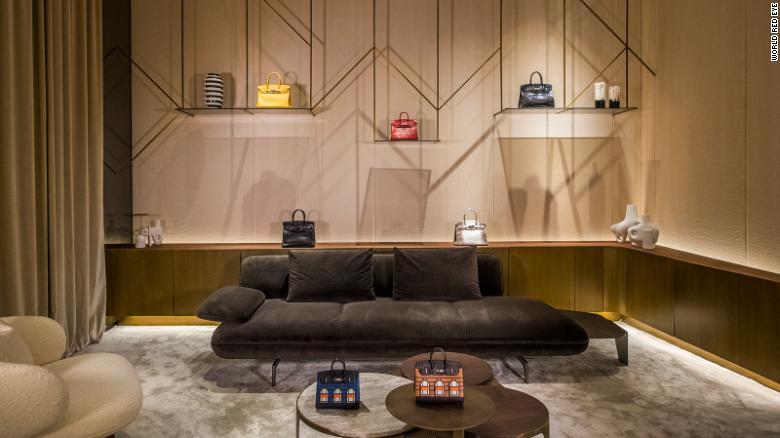Privé Porter's first store opened last November in Miami.