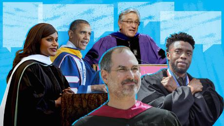 From Obama to Steve Jobs: The greatest commencement speeches of all time