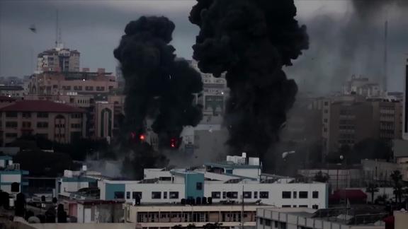 gaza rockets israel airstrikes palestinians Wedeman ctw intl ldn vpx_00014314.png