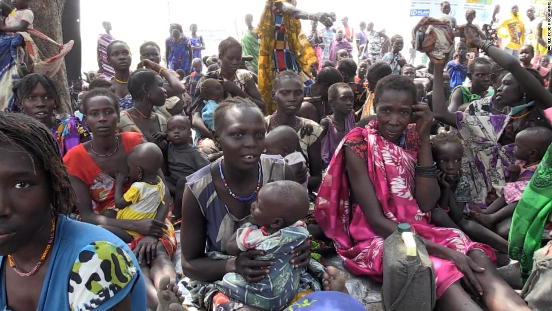 U.N.: Deliberate starvation in South Sudan could be a war crime