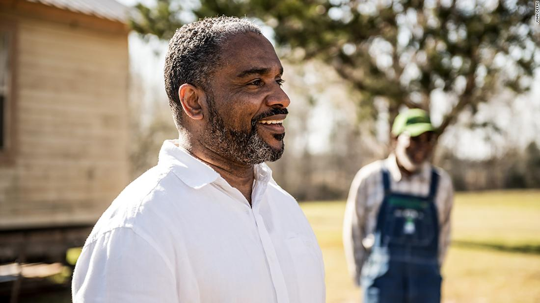 How John Deere is helping Black farmers and their descendents take back unjustly seized land