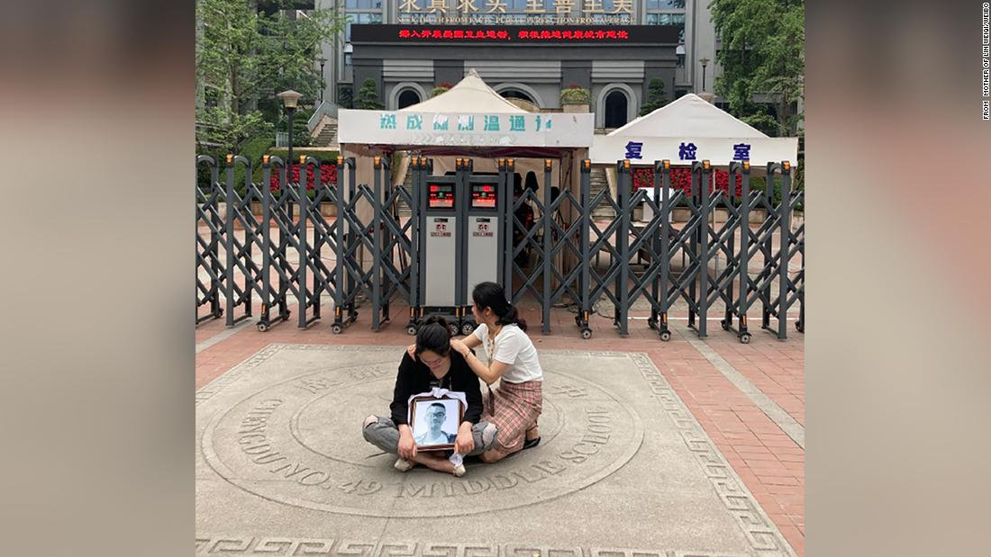 The death of a high school student has exposed a credibility crisis in China