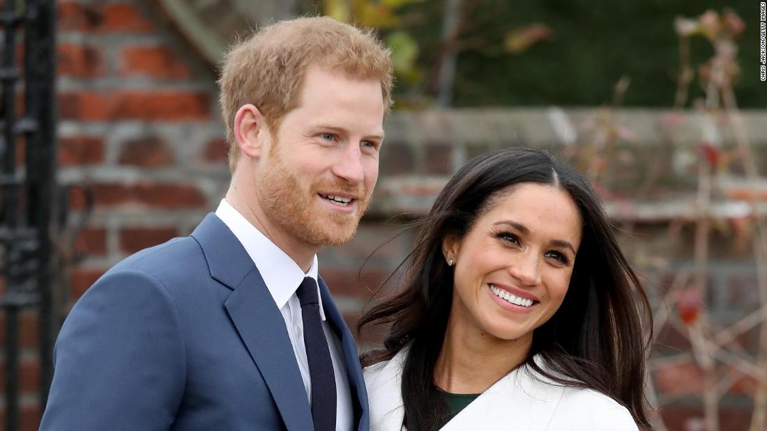 Prince Harry reveals secret supermarket meeting with Meghan