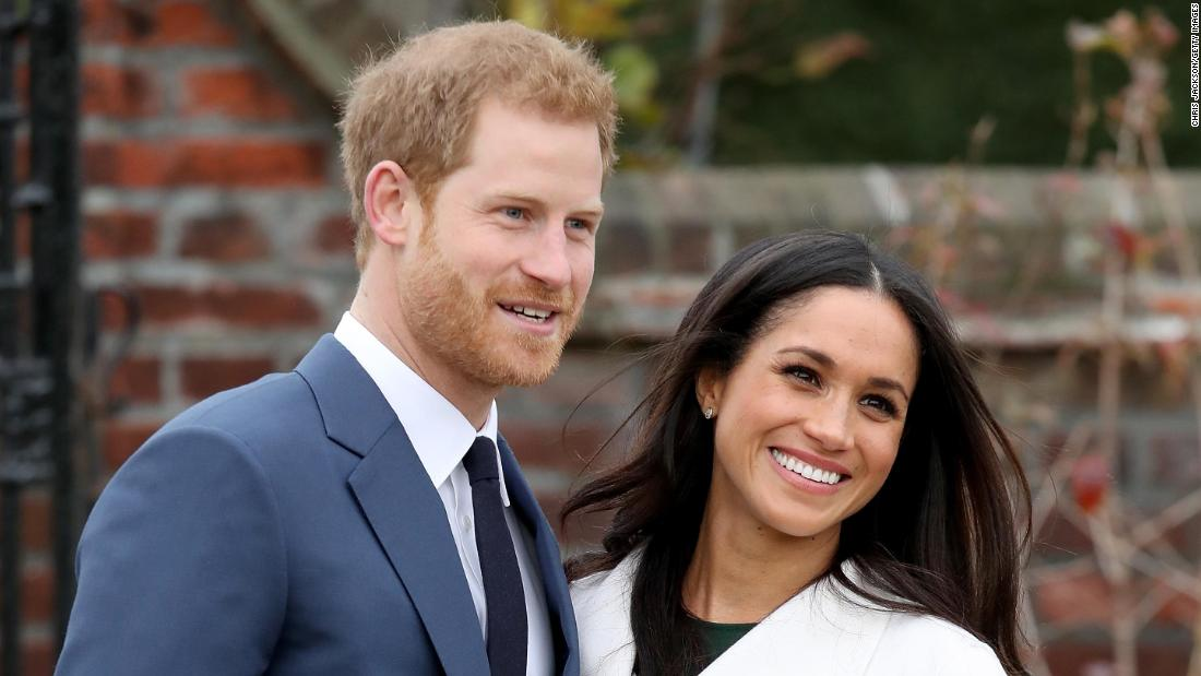 Harry and Meghan deny report they didn't ask Queen about naming their daughter Lilibet – CNN