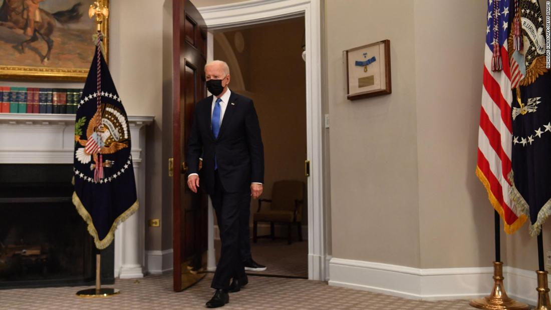 Biden won't rule out a retaliatory cyberattack on group responsible for pipeline hack and says Russia isn't to blame
