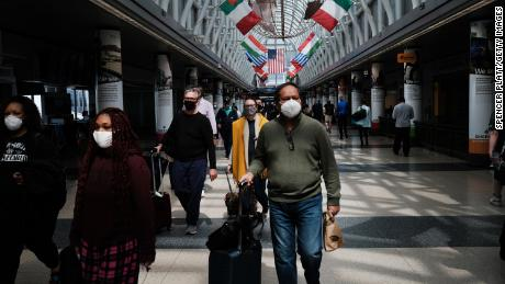 Ongoing mask mandate for travelers: 'It will be enforced, period'