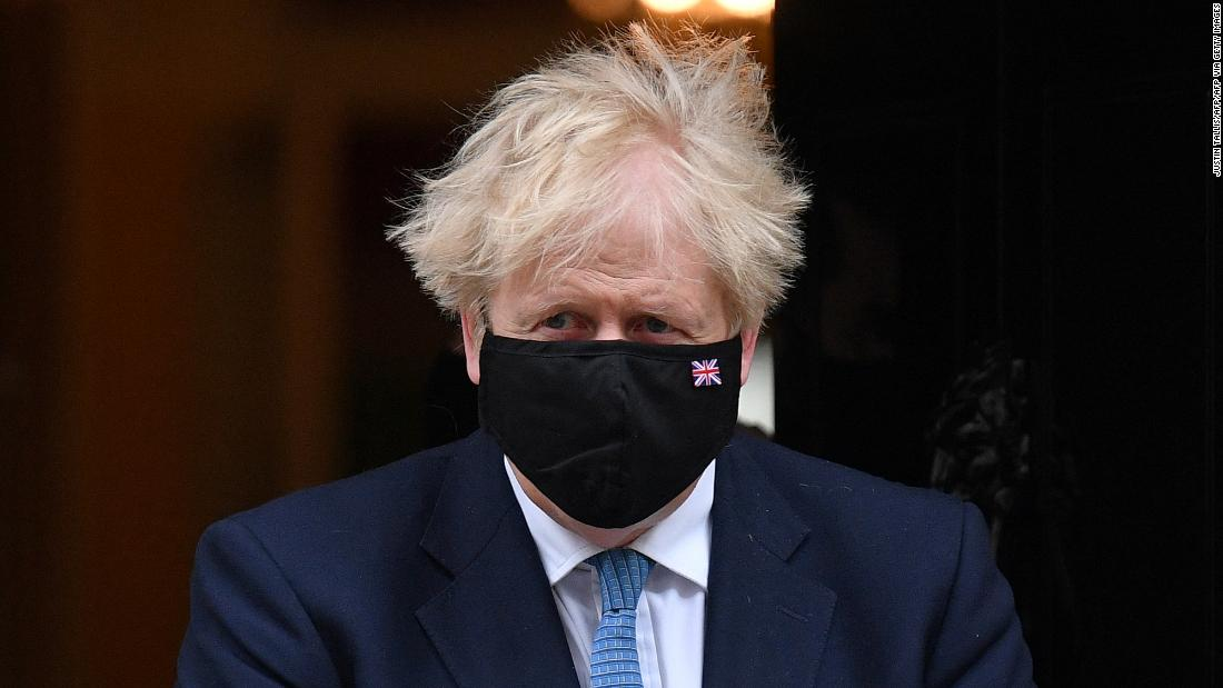 Boris Johnson is 'anxious' as Covid-19 variant found in India spreads in UK