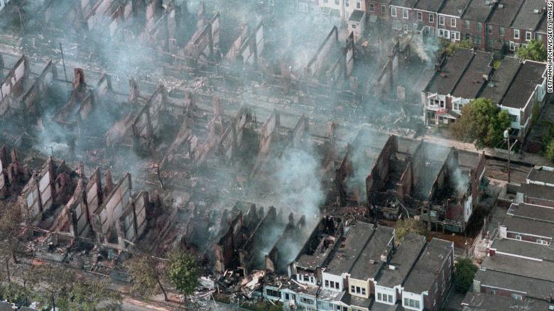 Philadelphia health commissioner resigns after mayor learns he cremated and disposed of 1985 MOVE bombing victims' remains
