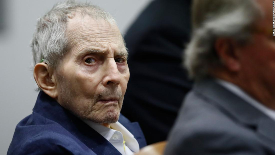 Real estate tycoon Robert Durst, accused of killing his close friend, now expected to take the stand tomorrow