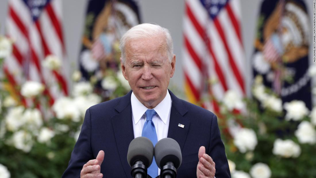 Biden faces an angry rift in his own party over Israeli-Palestinian conflict