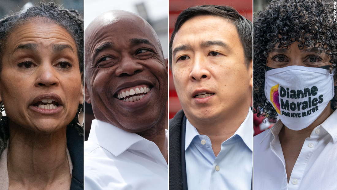 Opinion: Front-runner Andrew Yang's standing gets dented in NYC mayoral debate