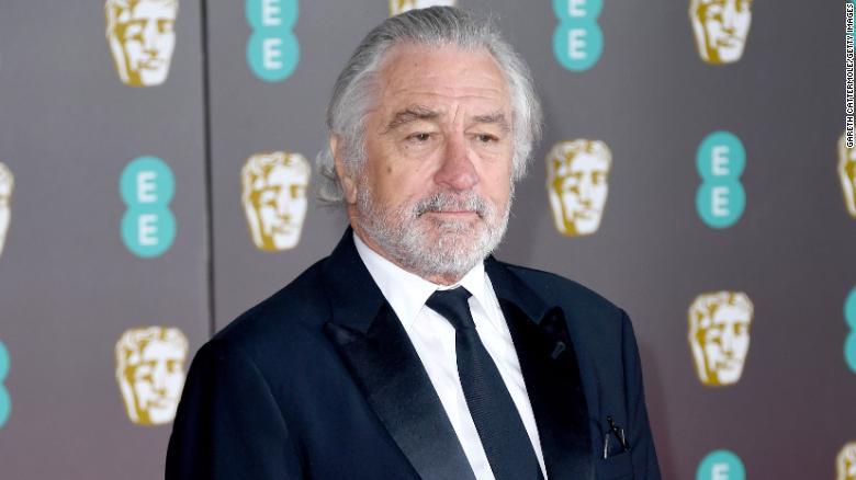 Robert De Niro leg injury won't hamper Scorsese production