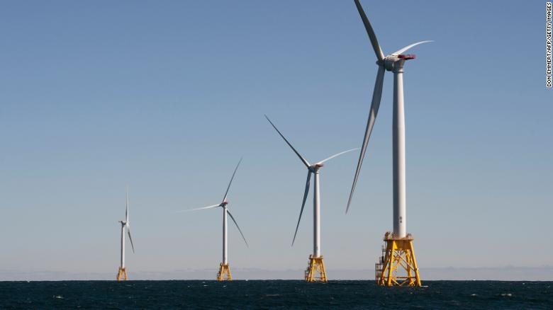 Biden administration moves forward with plan to bring offshore wind to California coast for the first time