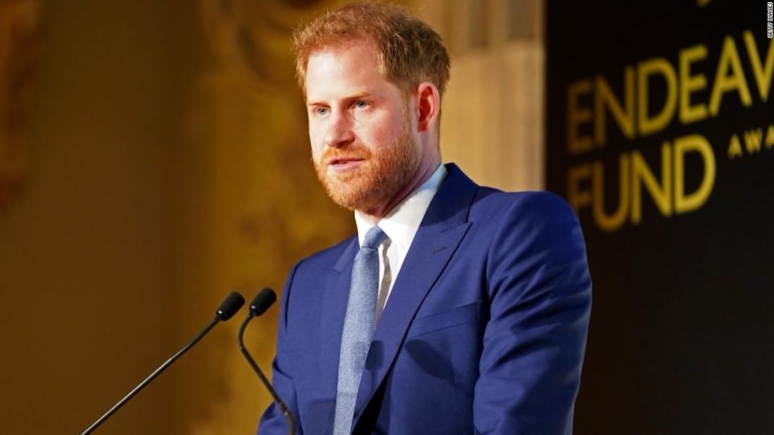 Prince Harry compares Royal life to 'The Truman Show'