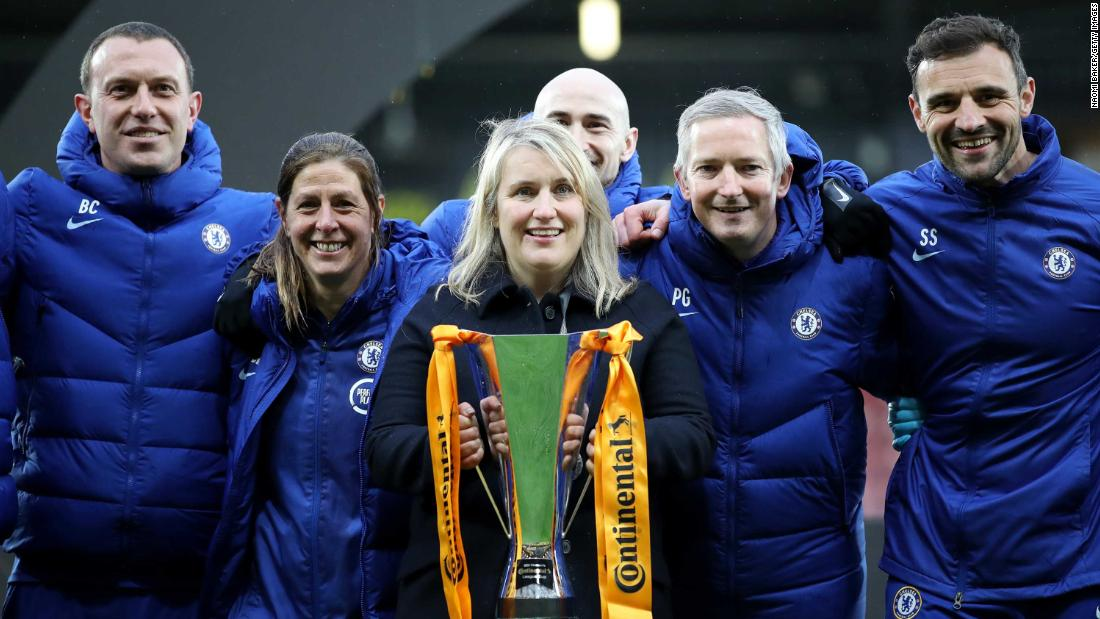 Chelsea FC boss: Inspiring next generation as important as Champions League glory