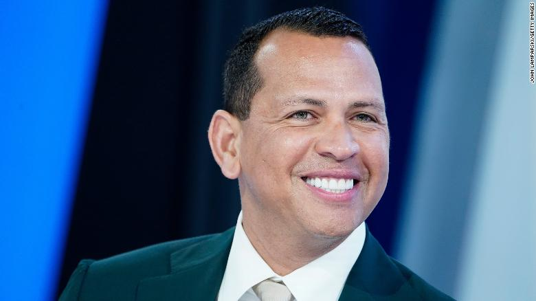 Alex Rodriguez part of ownership group set to buy NBA's Timberwolves and WNBA's Lynx