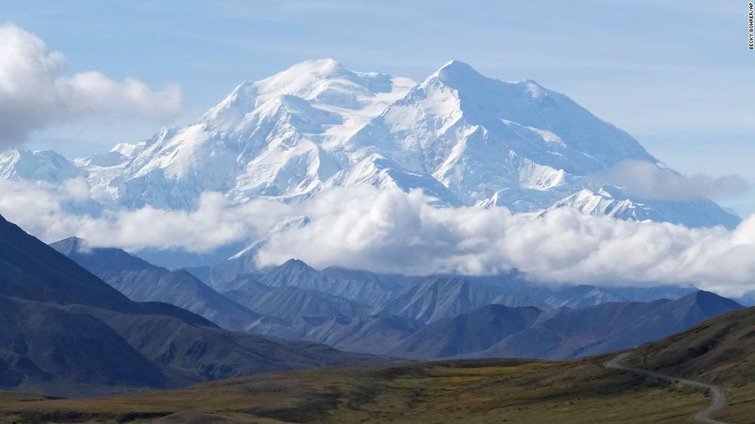 Falling ice kills climber in Alaska's Denali National Park
