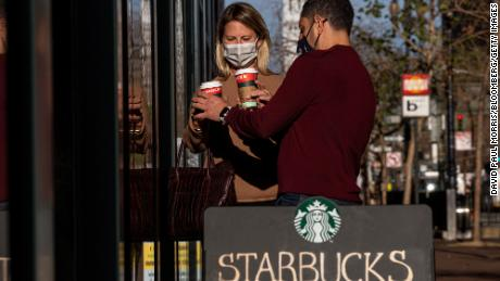 Starbucks, Publix and elsewhere are loosening restrictions on fully vaccinated masks