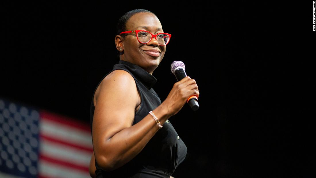 The Sunrise Movement endorses top Sanders ally Nina Turner to fill US House seat in Ohio